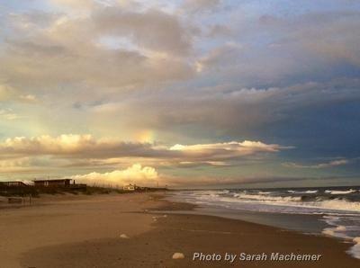 Onslow Beach, North Carolina