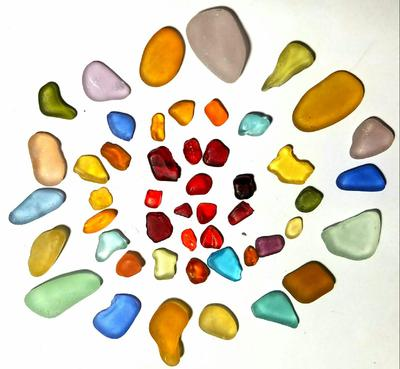 Ohio Beach Glass