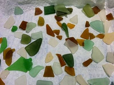 Redcliffe, Queensland Sea Glass