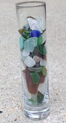 Rhode Island Beaches Sea Glass