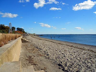 Rocky Point Beach, Warwick, Rhode Island