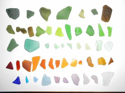 Rocky Point Sea Glass