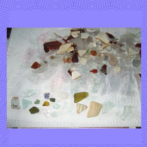 Massachusetts Beach Glass