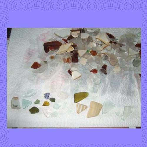 Massachusetts Beach Glass