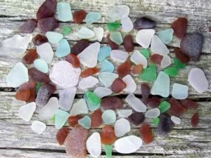 Rosario Beach and Sea Glass Reports