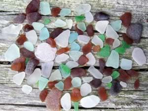 Rosario Beach and Sea Glass Reports