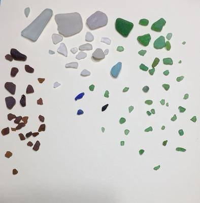 Rye Beach New Hampshire Sea Glass