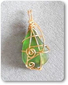 Toronto Ontario Canada Sea Glass Jewelry
