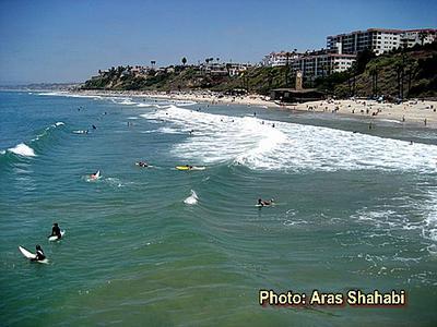 Sea Glass in surf zone?