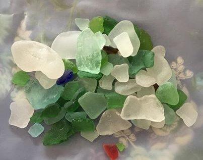 California Sea Glass Beach Reports