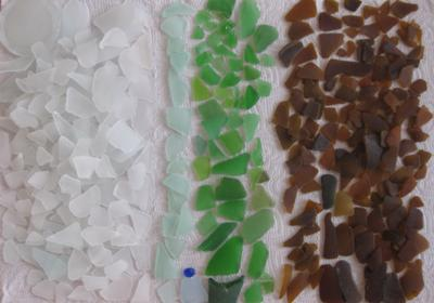 East Coast Sea Glass Reports