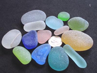 Sea Glass from Hawaii!
