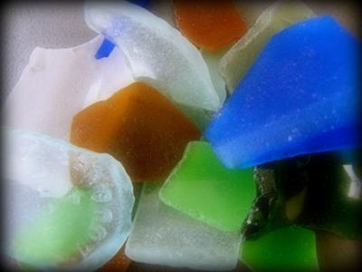 Sea Glass from LBI