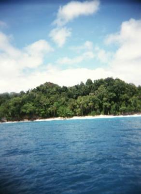 Sea glass in Indonesia?