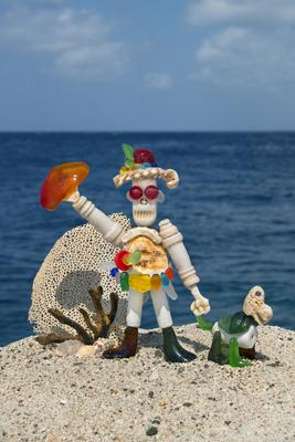 Sea Glass Man