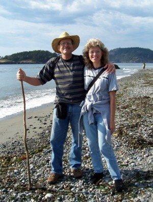 David and Lin at OdysseySeaGlass.com