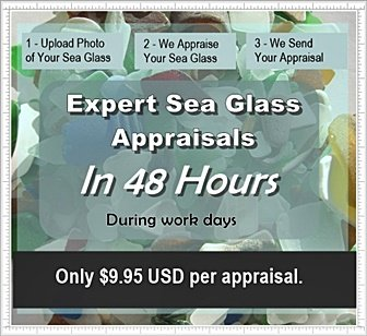 Sea Glass Appraisal and Value Evaluation