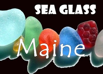 sea glass maine reports