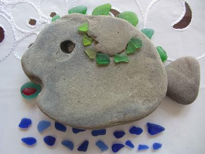 stone fish john seo