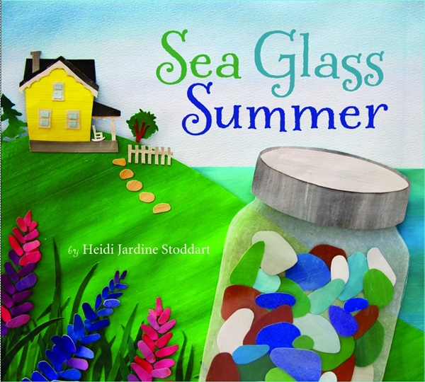 sea glass summer children's books