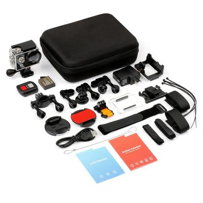 Kit with accessories