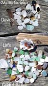 Why Sea Glass Reports Vary - David and Lin's Catches