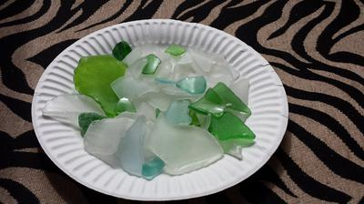 Today's Sea Glass Treasures!!