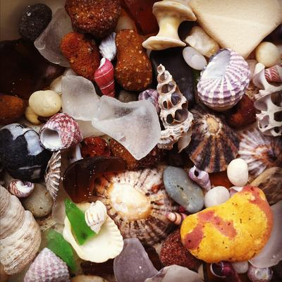 Ulladulla Beach Findings - August 2012 Sea Glass Photo Contest