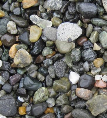 Sea glass, beach glass, or beach rocks and pebbles?