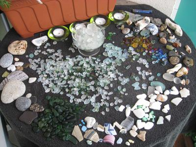 Yorkshire And Seaham Sea Glass