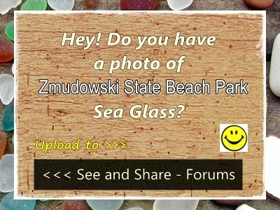 Needed - any photo of sea glass for Zmudowski State Beach?